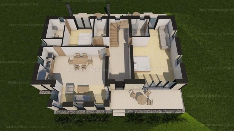 Ingatlan, eladó ház, Zamárdi, Somogy, 194 m2