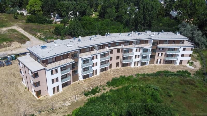 Garden Lakópark - 4 szoba erkéllyel