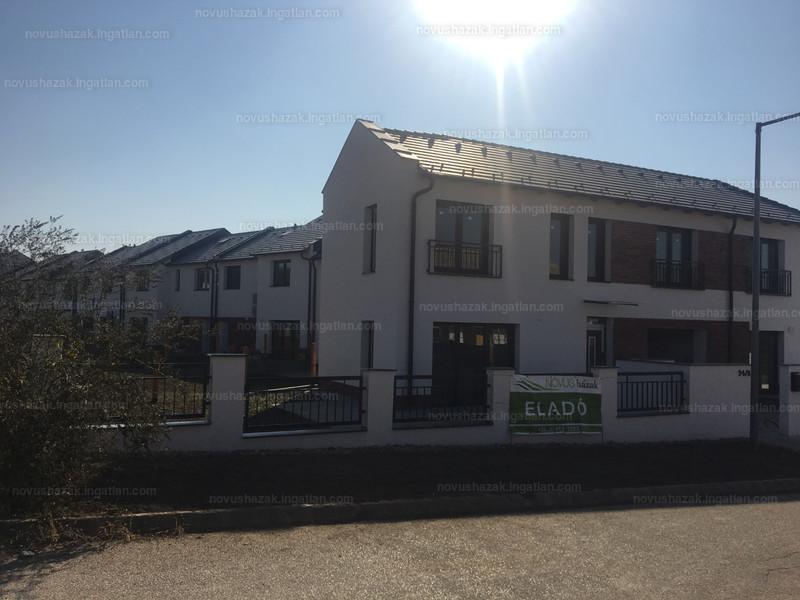 NOVUS Házak Biatorbágy - 4 szoba
