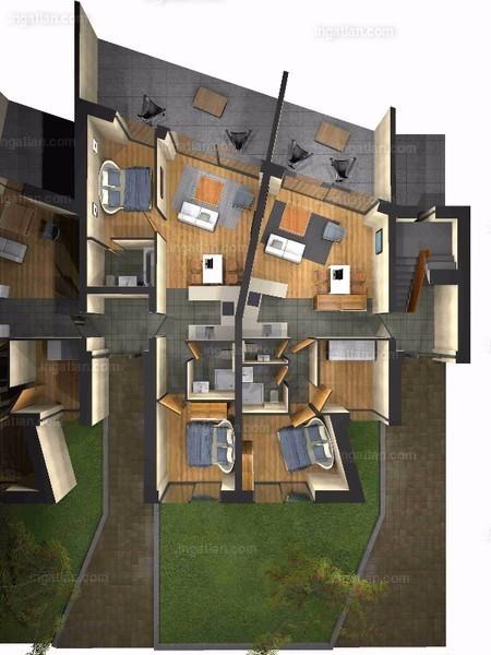 Pelso Bay Alsóörs - 2 + 1 szoba kertkapcsolattal