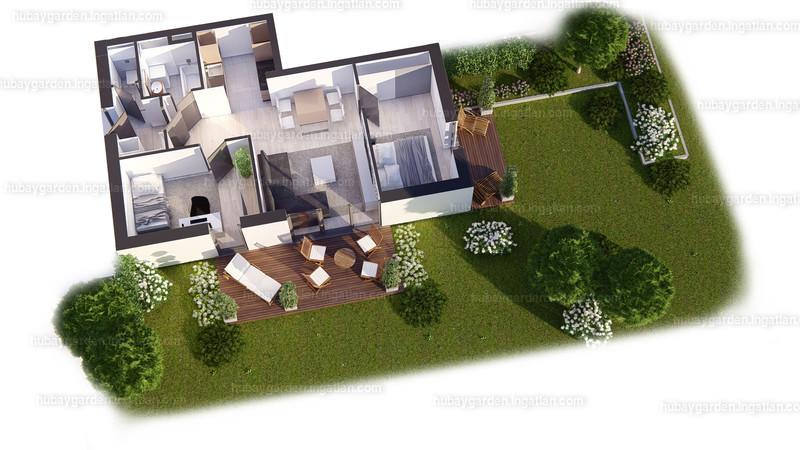 Hubay Garden - 3 szoba kertkapcsolattal