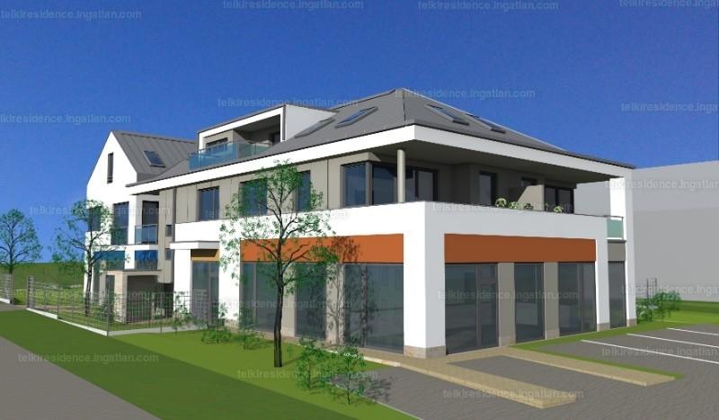 Telki Residence - 2 + 1 szoba erkéllyel