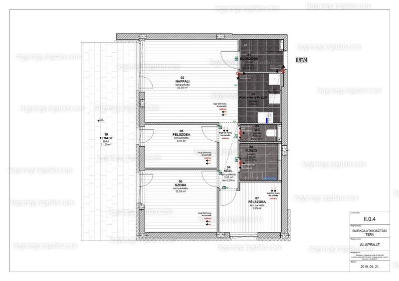 Fagyöngy Lakópark - 4 szoba kertkapcsolattal