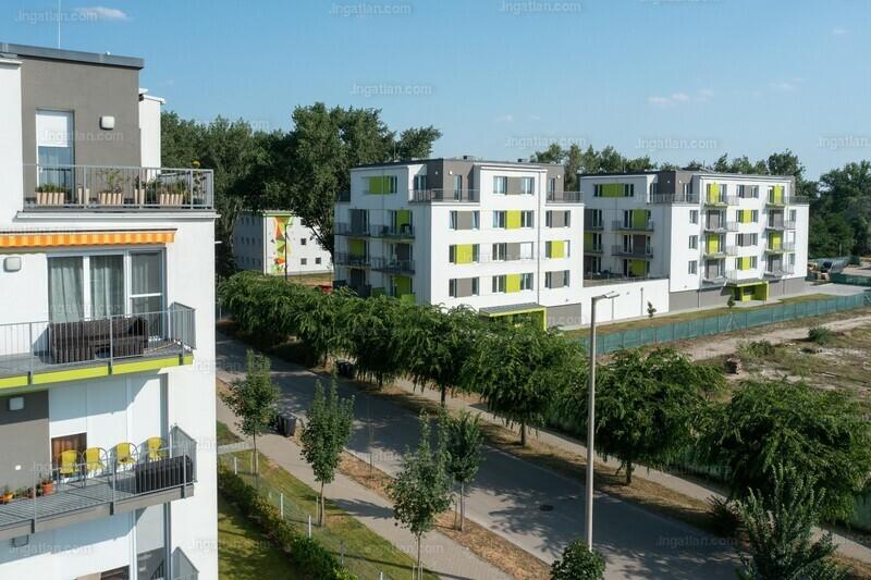 Boróka Park 2. - 2 szoba erkéllyel