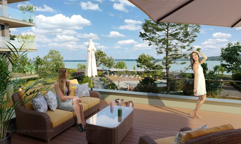 Napfény Resort Balatonlelle - 2 szoba erkéllyel