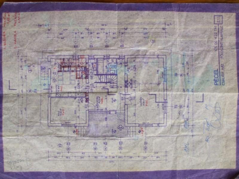 Ingatlan, eladó ház, Kisharsány, Baranya , 160 m2