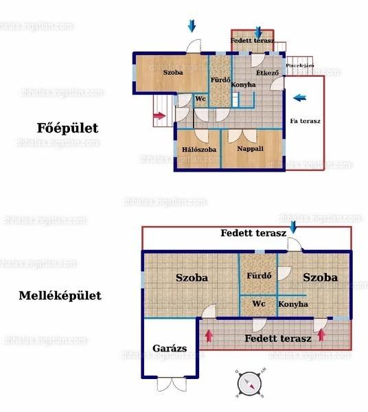 Ingatlan, eladó ház, Pirtó, Petőfi Sándor utca 86., 98 m2