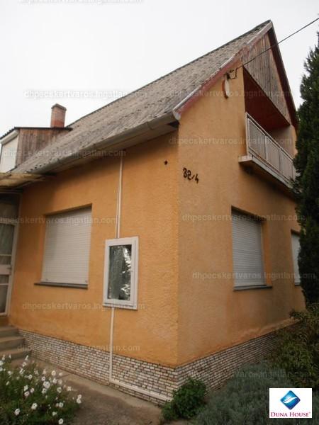 Ingatlan, eladó ház, Kisharsány, Dózsa utca, 160 m2