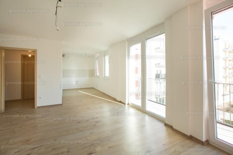 Greenside - 2 szoba erkéllyel