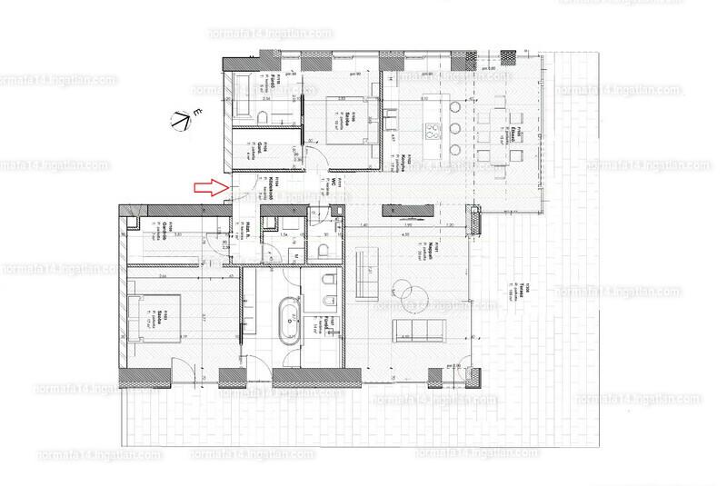 Normafa 14 - 3 szoba kertkapcsolattal