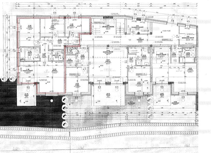 Atlasz Lakópark - 4 szoba kertkapcsolattal