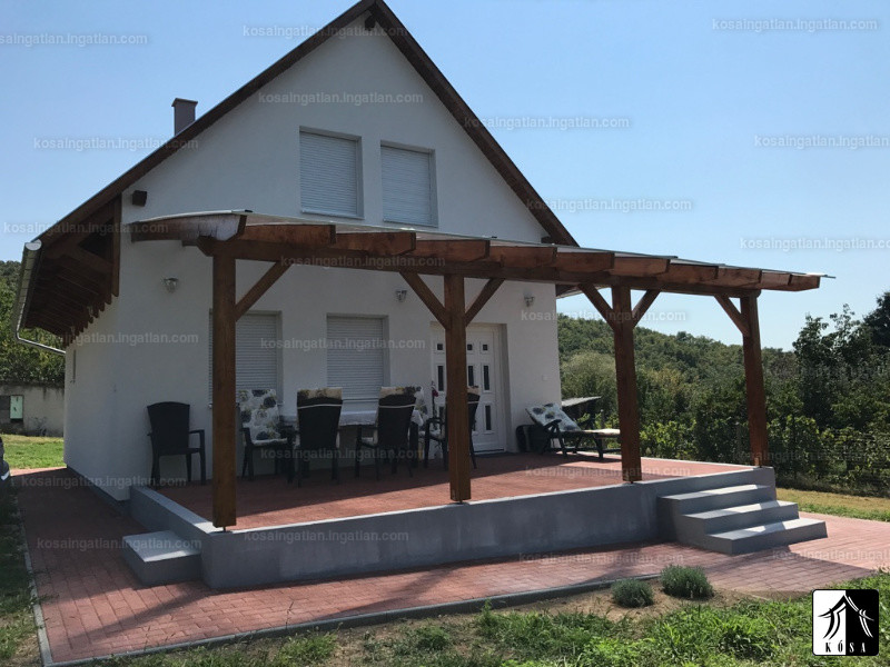 Ingatlan, eladó ház, Cserkút, Baranya , 100 m2