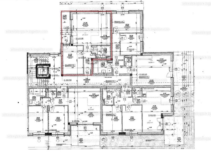 Atlasz Lakópark - 2 szoba erkéllyel