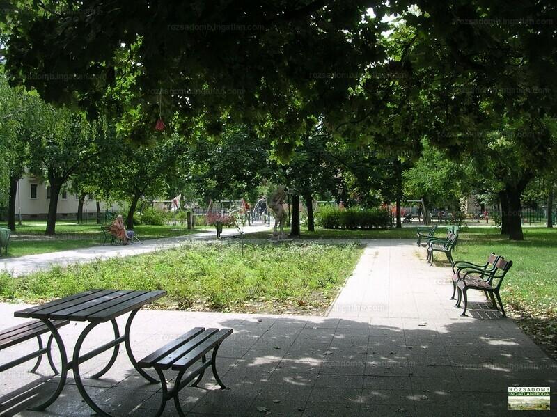 XIII. kerület, Övezet utca