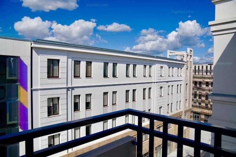 Tópark 'BE MY CITY' II.ütem - 4 szoba erkéllyel
