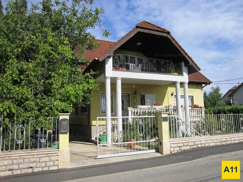 Balatonfüred, Belváros