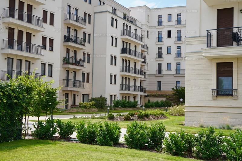 Tópark 'BE MY CITY' I.ütem - 3 szoba erkéllyel