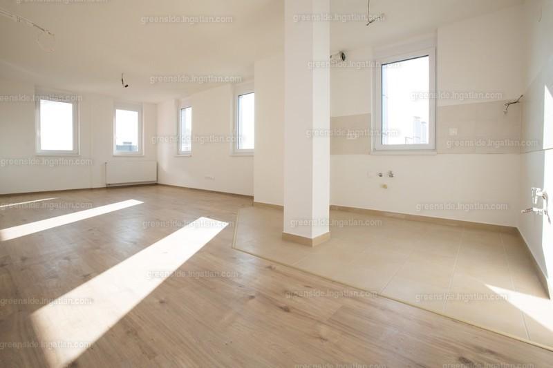 Greenside - 3 szoba erkéllyel