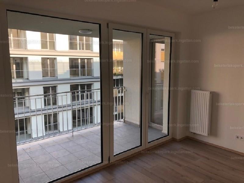 Béke Tér Lakópark - 4 szoba erkéllyel