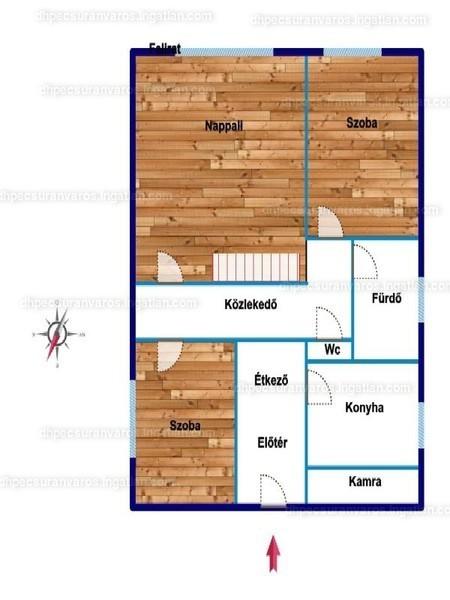 Ingatlan, eladó ház, Mozsgó, Baranya , 160 m2