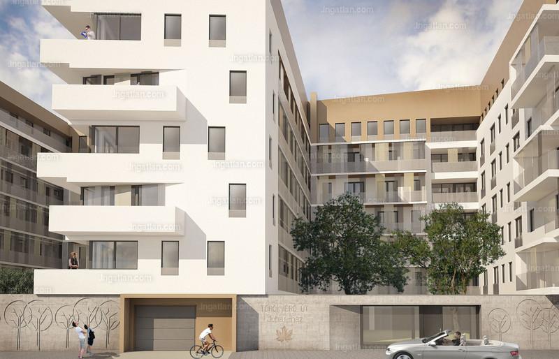 Savoya-ház - 2 + 1 szoba erkéllyel