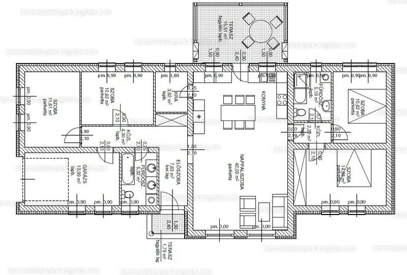 Harmónia Lakópark - 5 szoba