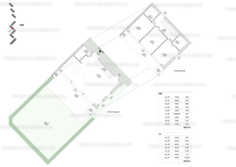 Villapark Akarattya - 3 szoba kertkapcsolattal