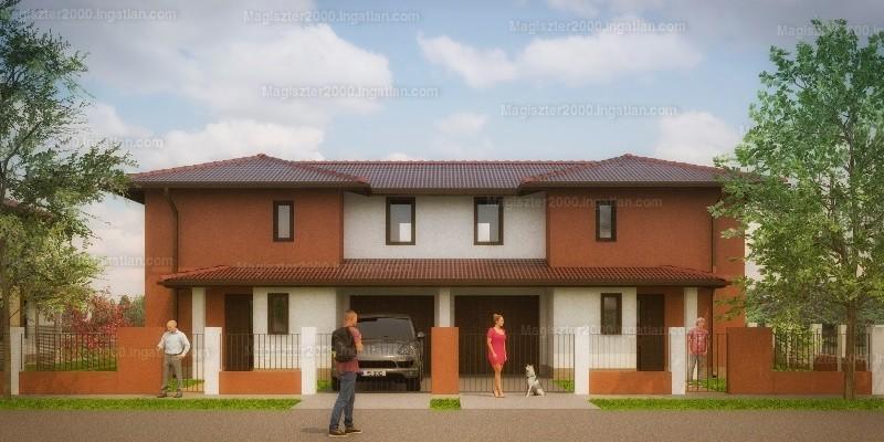 Dunaliget lakópark - 4 + 1 szoba