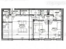 Vásárhely legújabb társasházában lakások leköthetők! 4.lakás