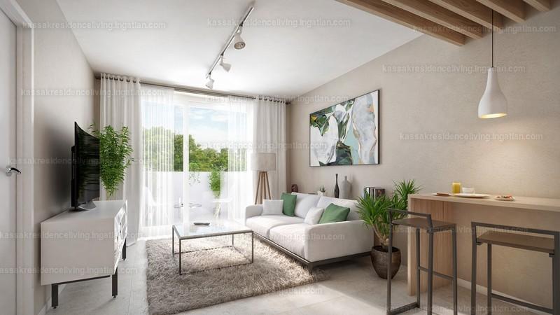 Kassák Residence - 1 szoba erkéllyel
