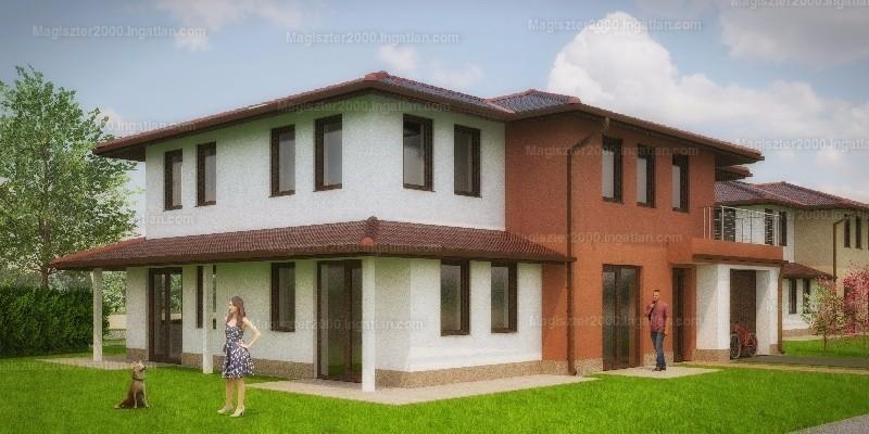 Dunaliget lakópark - 4 szoba