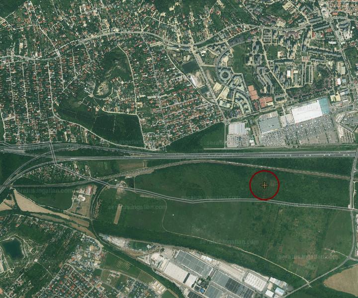 Budaörs, Kereskedelmi terület