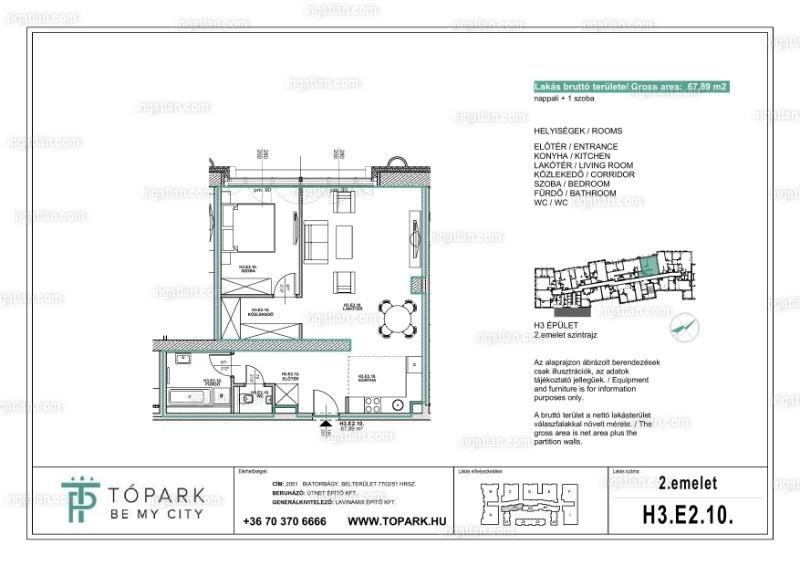 2 szoba