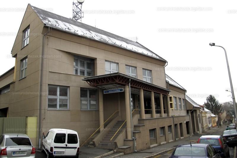Keszthely, Balaton utca 2.