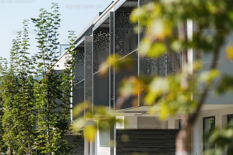 Fagyöngy Lakópark - 5 szoba erkéllyel