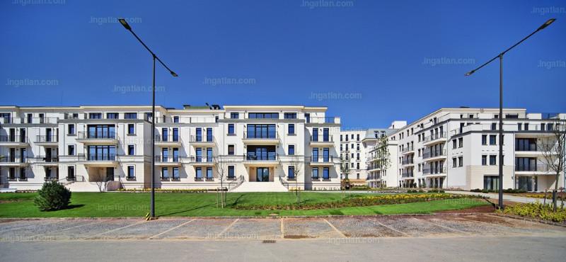 Tópark 'BE MY CITY' I.ütem - 4 szoba erkéllyel
