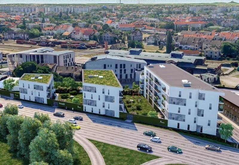 Ingatlan, eladó lakás, Győr, Belváros