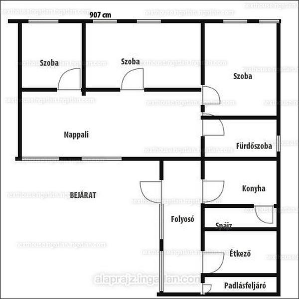 Ingatlan, eladó ház, Jánoshalma, Bács-Kiskun , 120 m2