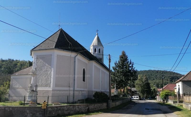 Lesencefalu, Veszprém megye