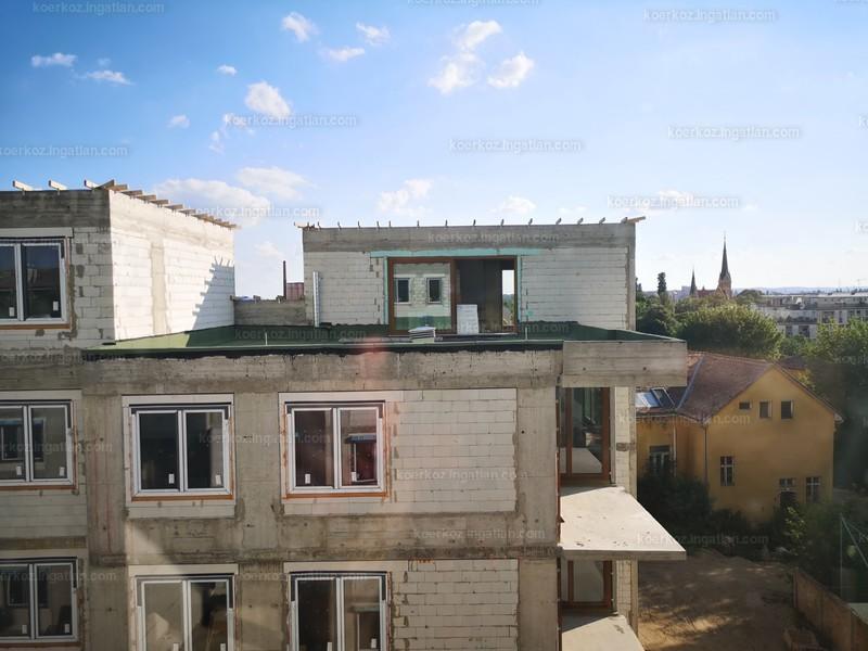 KŐÉR KÖZ II. ÜTEM - 3 szoba erkéllyel