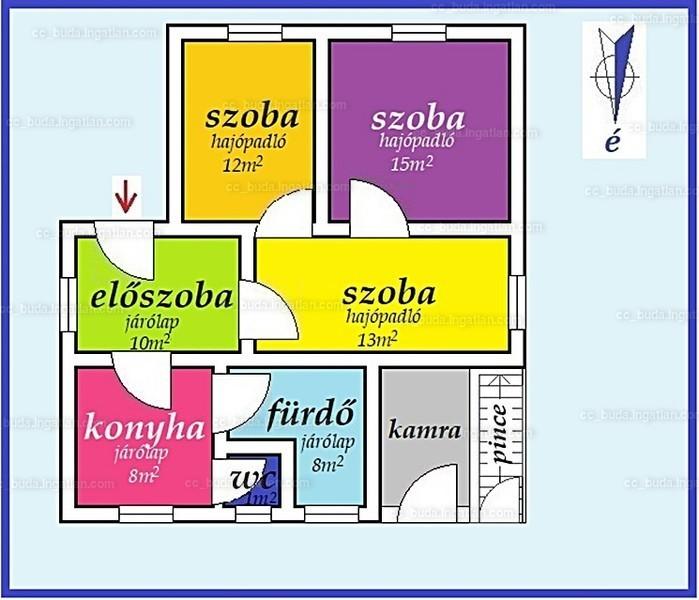 Ingatlan, eladó ház, Újsolt, Bács-Kiskun , 67 m2