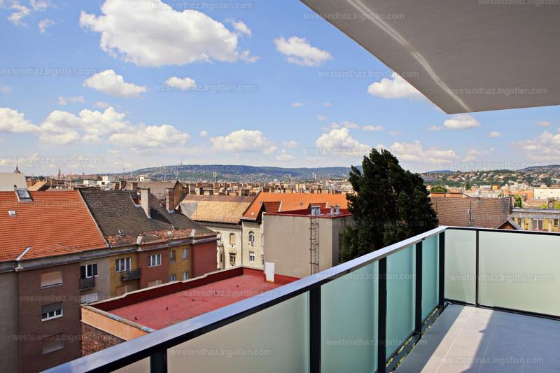 Westend-ház - 4 szoba erkéllyel