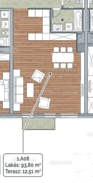 Ha11er - 3 szoba erkéllyel