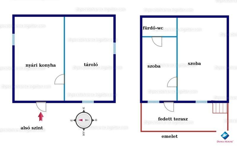Ingatlan, eladó ház, Magyarhertelend, Rákóczi utca