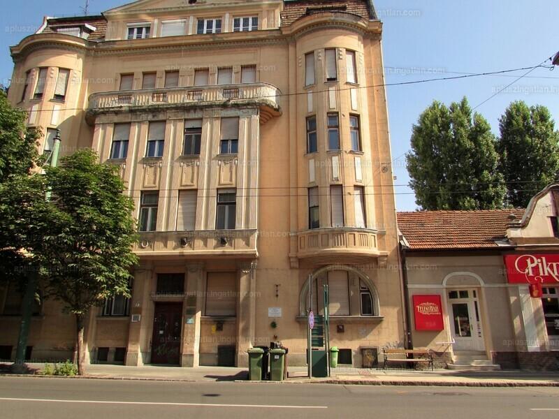 Szeged, Szentháromság utca