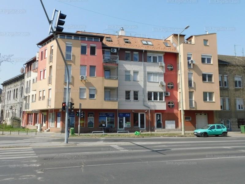 Szeged, Petőfi Sándor sugárút