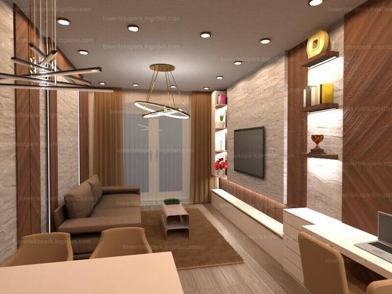 Tower Lakópark - 1 + 1 szoba