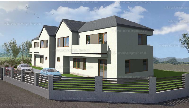 Telki Residence - 3 szoba erkéllyel