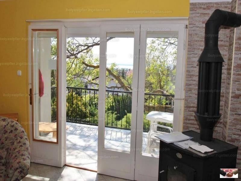 Ingatlan, eladó ház, Vonyarcvashegy, Batsányi utca, 120 m2
