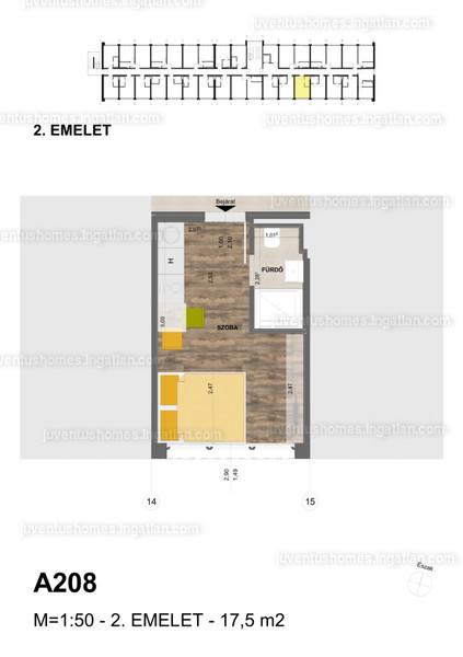 Juventus Homes - 1 szoba